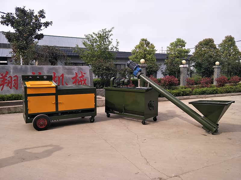 KH90型智能化水泥发泡机