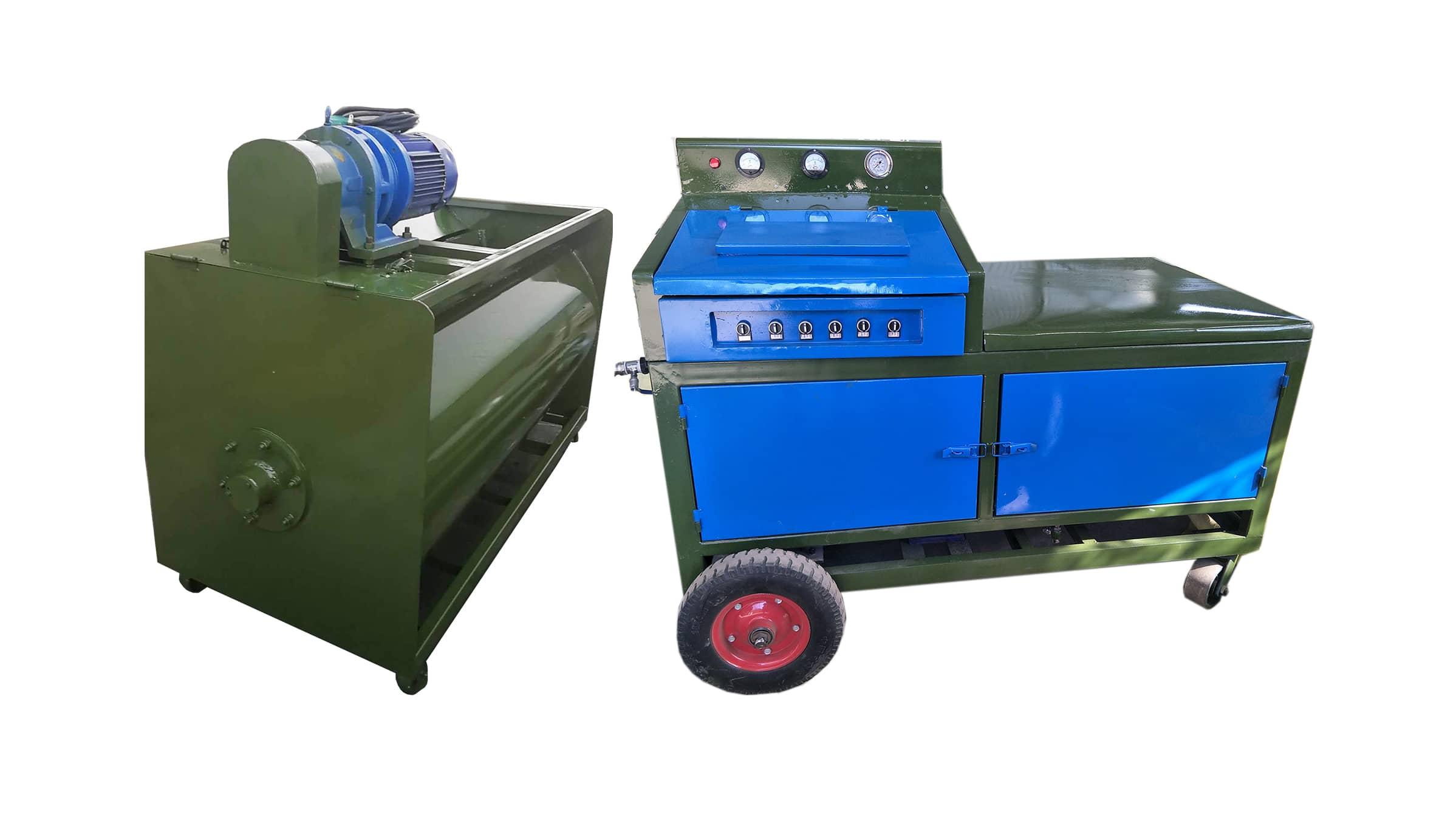 泡沫混凝土现浇型设备KH102A(产