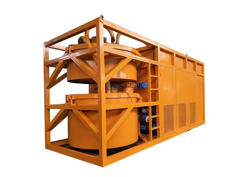 KH-120集装箱型环保无尘气泡轻质