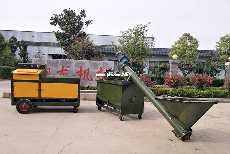 KH80型全自动水泥发泡机